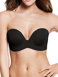 Wonderbra New Ultimate Strapless Bra Black