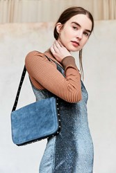 Urban Outfitters Stella Thin Shoulder Bag Blue