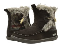 Woolrich Pine Creek Java Blanket Wool Women's Boots Brown