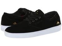 Emerica The Romero Laced Black White Men's Skate Shoes
