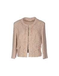 Kocca Suits And Jackets Blazers Women Beige
