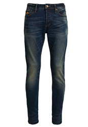 Superdry Officer Jeans Denim Rinse