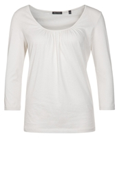 Marc O'polo Long Sleeved Top Beige White