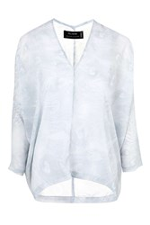 Peacock Top By Religion White