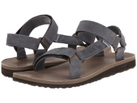 Teva Original Universal Leather Diamond Tradewinds Women's Sandals White
