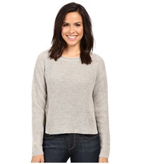 Only Denver Short Pullover Whitecap Gray Women's Clothing