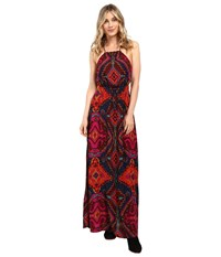 Billabong Native Sands Maxi Dress Multi Women's Dress