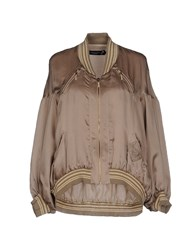Cristinaeffe Collection Coats And Jackets Jackets Women Beige
