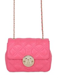 Metrocity Quilted Leather Shoulder Bag