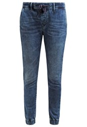 Pepe Jeans Cosie Gymdigo Relaxed Fit Jeans H55 Dark Blue