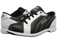 Dexter Groove Ii White Black Women's Bowling Shoes