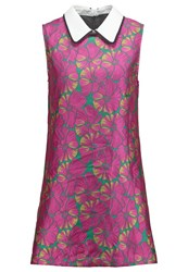 Sister Jane Summer Dress Multi Pink