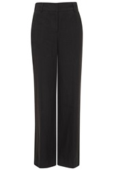 Havren Linen Trousers Black