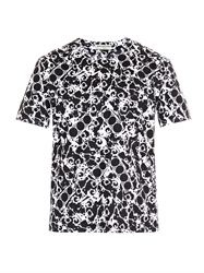 Balenciaga Mechanical Print T Shirt