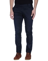 Naman Casual Pants Dark Blue