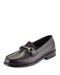Cole Haan Fairmont Horsebit Leather Loafer Black