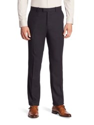 Theory Marlo Wool Blend Trousers Eclipse