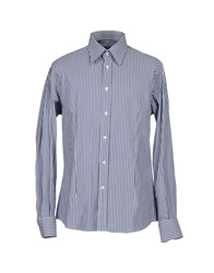 Havana And Co. Shirts Slate Blue