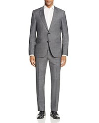 Hugo C Jeffrey C Simmons Slim Fit Suit Medium Grey
