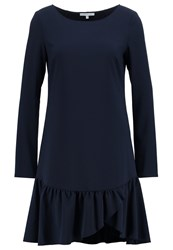 Patrizia Pepe Summer Dress Navy Dark Blue