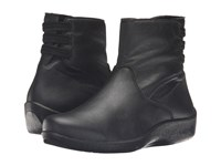 Arcopedico Mitrus Black Women's Shoes
