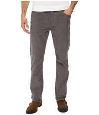 O'neill The Straight Cord Pants Grey Men's Casual Pants Gray