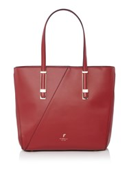 Fiorelli Sloane Red Large Tote Bag Red