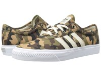 Adidas Adi Ease Olive Cargo Camo Clear Brown White Men's Skate Shoes