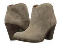 Lucky Brand Eller Brindle Oil Suede Women's Boots Olive