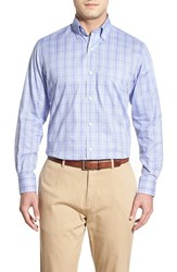 Men's Tailorbyrd 'Russelia' Regular Fit Plaid Sport Shirt