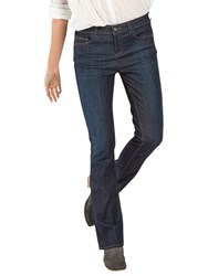 Fat Face Soft Brushed Baby Bootcut Jeans Denim