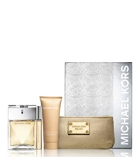 Michael Kors Gorgeous 4 Piece Holiday Gift Set No Color