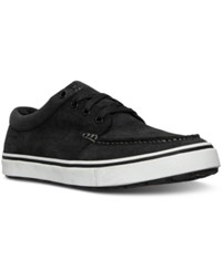 Skechers Men's Govulc Decoy Casual Sneakers From Finish Line Black White