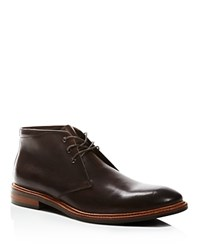 Gordon Rush Nathanson Chukka Boots Chocolate