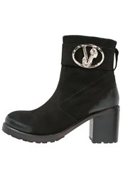 Versace Jeans Boots Nero Black