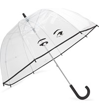 Kate Spade Eyes Clear Umbrella