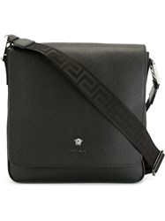Versace Medusa Messenger Bag Black