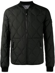 Kenzo Quilted Puffer Jacket Black