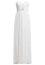 Mascara Grecian Occasion Wear Ivory Off White