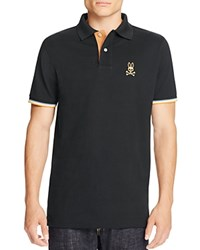 Psycho Bunny St. Lucia Classic Fit Polo Black