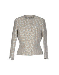 Dondup Suits And Jackets Blazers Women Sky Blue