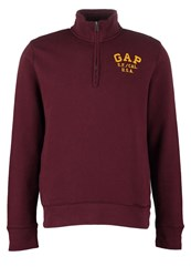 Gap Sweatshirt Pinot Noir Bordeaux