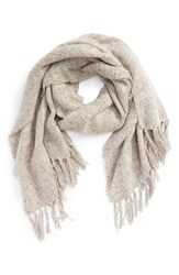 David And Young Women's Boucle Scarf