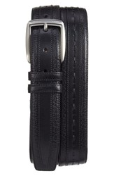 Mezlan Men's 'Ascot Perseo' Leather Belt