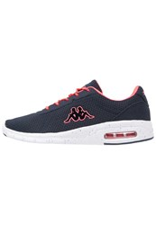 Kappa Cello Sports Shoes Navy Coral Dark Blue