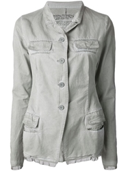 Rundholz Military Blazer Grey