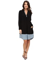 Hatley Shirtdress Black Women's Dress