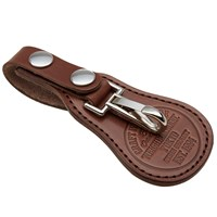 Neighborhood X Porter Leather Key Holder Brown