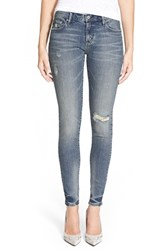 Women's Earnest Sewn 'Jane' Skinny Jeans Nashville Blue
