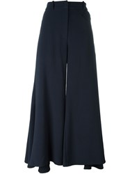 Peter Pilotto 'Safari' Culottes Blue